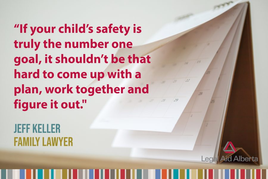 Tis The Season For Parents To Be Extra Cautious And Creative With Child Custody Visits Legal Aid Alberta